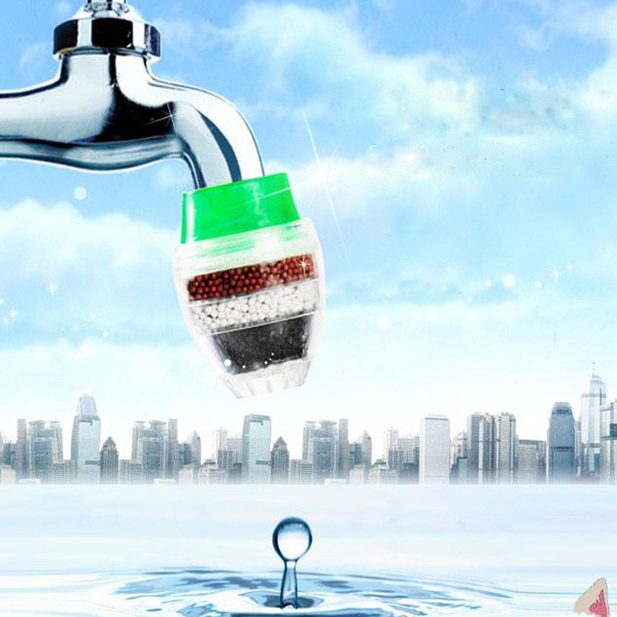 Kitchen Carbon Faucet Tap Water Clean Purifier Filter Cartridge kitchen faucet faucet aerator water purifier sink faucet aerator moen kitchen faucet by Randall Elliott