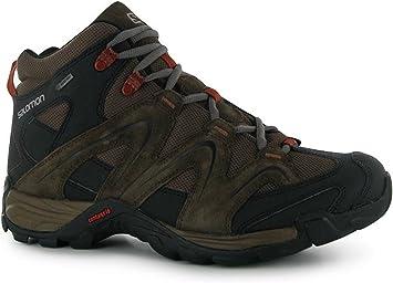 Salomon Mens Vandon Md GTX Walking Boots Shoes