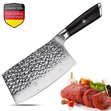 Compra Aroma House Cuchillo de Cocina Cuchillo de Cocinero ...
