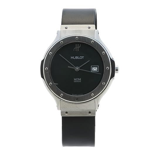 Hublot clásico cuarzo mujer reloj 1401.1 (Certificado) de segunda mano: Hublot: Amazon.es: Relojes