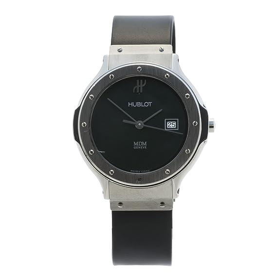 Hublot clásico cuarzo mujer reloj 1401.1 (Certificado) de segunda mano