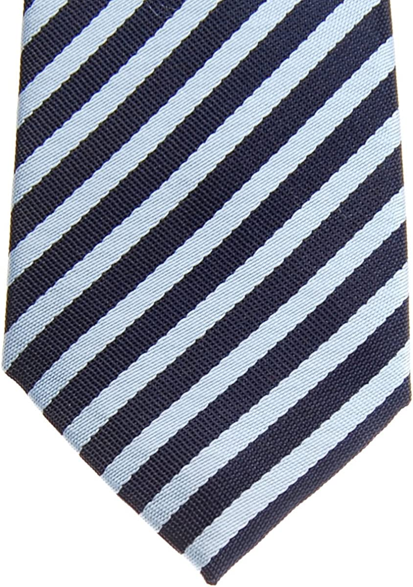 Various Colors Retreez Matte Classic Striped Woven Microfiber Pre-tied Boys Tie