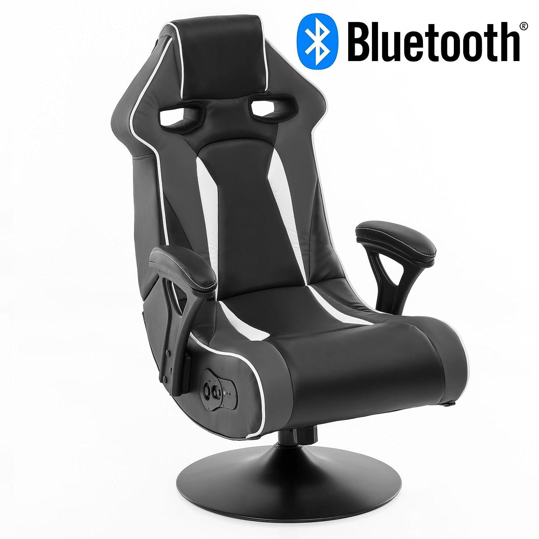 Gaming Stuhl mit Lautsprecher