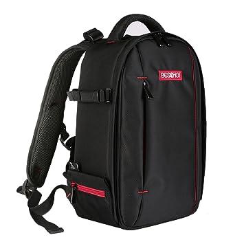 Amazon.com : Beschoi Shockproof Camera Backpack Waterproof Camera ...