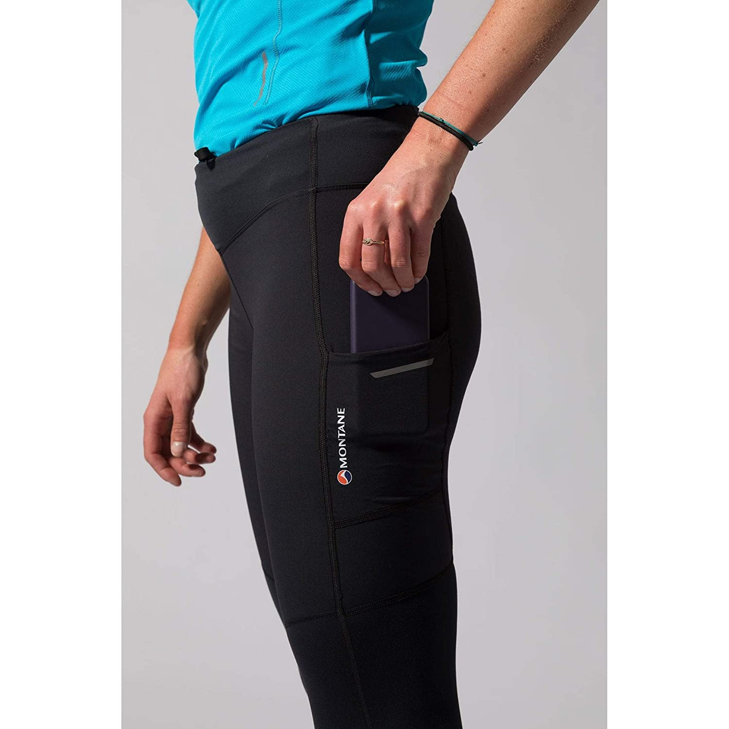 4fe47f01a6e9c Montane Women's Trail Series Thermal Tights: Amazon.co.uk: Clothing