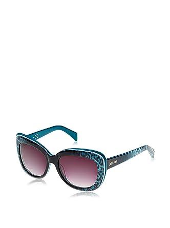 Just Cavalli Sonnenbrille Jc681S (55 mm) türkis/schwarz N8vTr