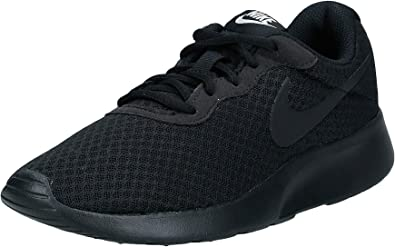 prezzo abbordabile nuovo stile di nuovo concetto Amazon.com | Nike Womens Tanjun Fabric Low Top Lace Up Running ...