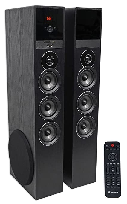 Amazon com: Tower Speaker Home Theater System w/Sub For Sharp Smart