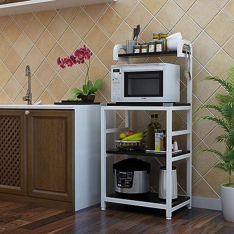 FEIYAN HOME-microwave oven racks Soporte para Horno Cocina Horno ...