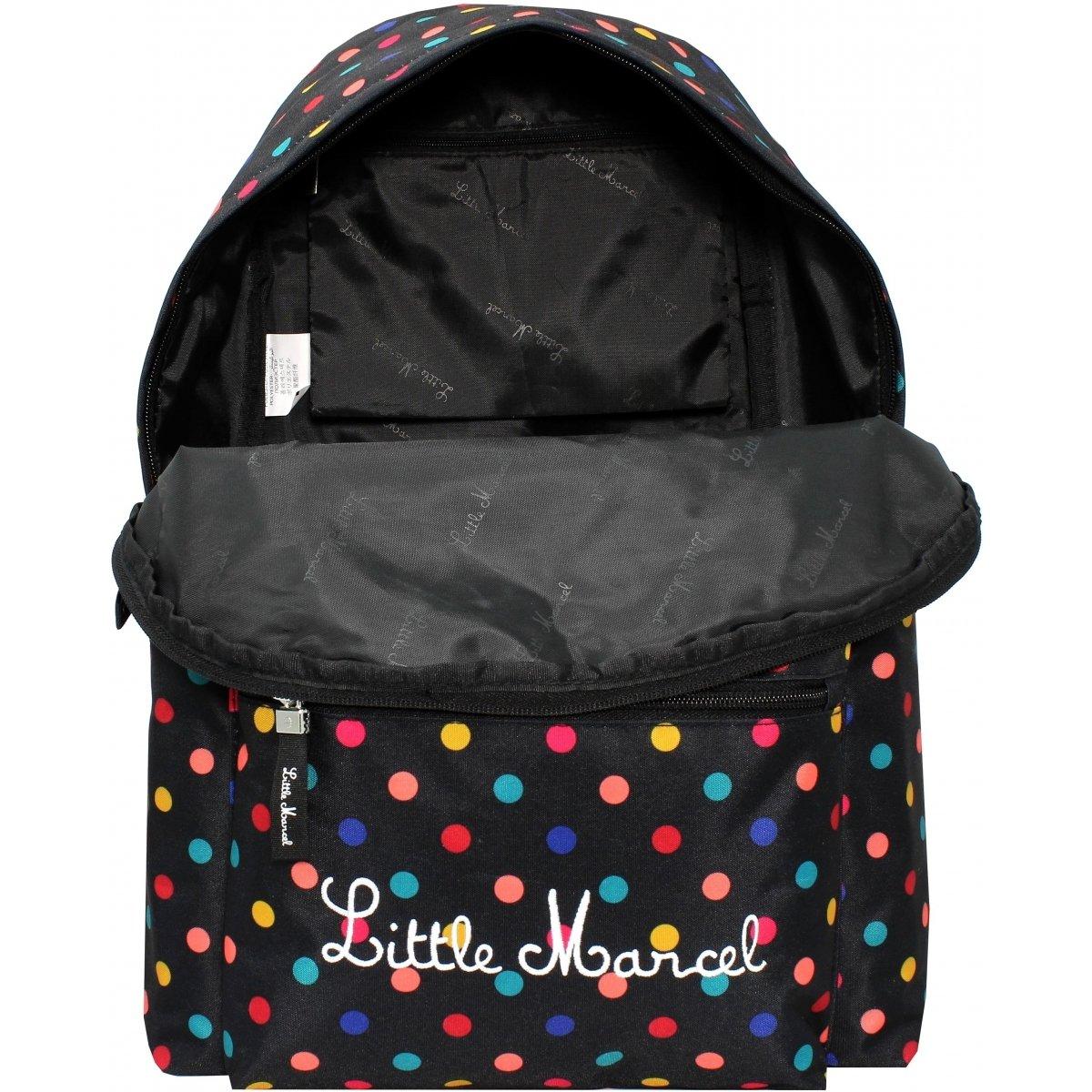 magasin en ligne 8aeb5 e3abf Sac à dos scolaire Simple Little Marcel - Couleur ASSORTIS ...
