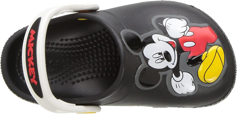 Zuecos para Ni/ños Crocs Fun Lab Mickey Clog Kids