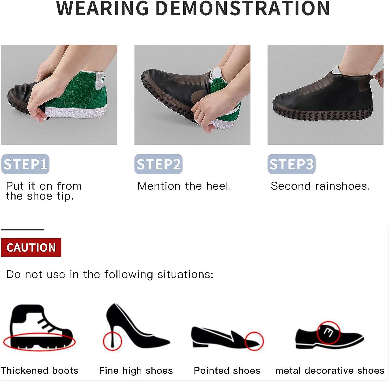ORK Funda de silicona para zapatos