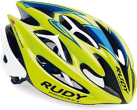 Rudy Project Sterling - Casco de Carretera - Verde/Azul Contorno ...