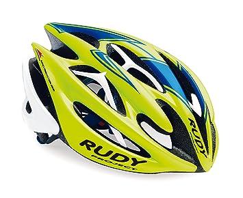 Rudy Project Sterling - Casco de Carretera - Verde/Azul Contorno de ...