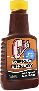 product image for Cookies Sweet Hickory BBQ Sauce, 20 Ounce