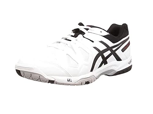 finest selection 1fd73 9a973 ASICS Gel-Game 5, Tennis Hommes - Blanc (White Onyx Chinese