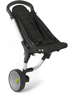 Buggypod Lite - Asiento adicional para cochecito de paseo, Gris ...