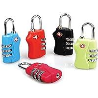 SHATCHI Lock TSA aprobado 3 maleta de viaje