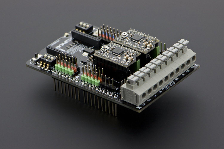 Nube hogar dual motor paso a paso bipolar Shield para Arduino (A4988): Amazon.es: Hogar