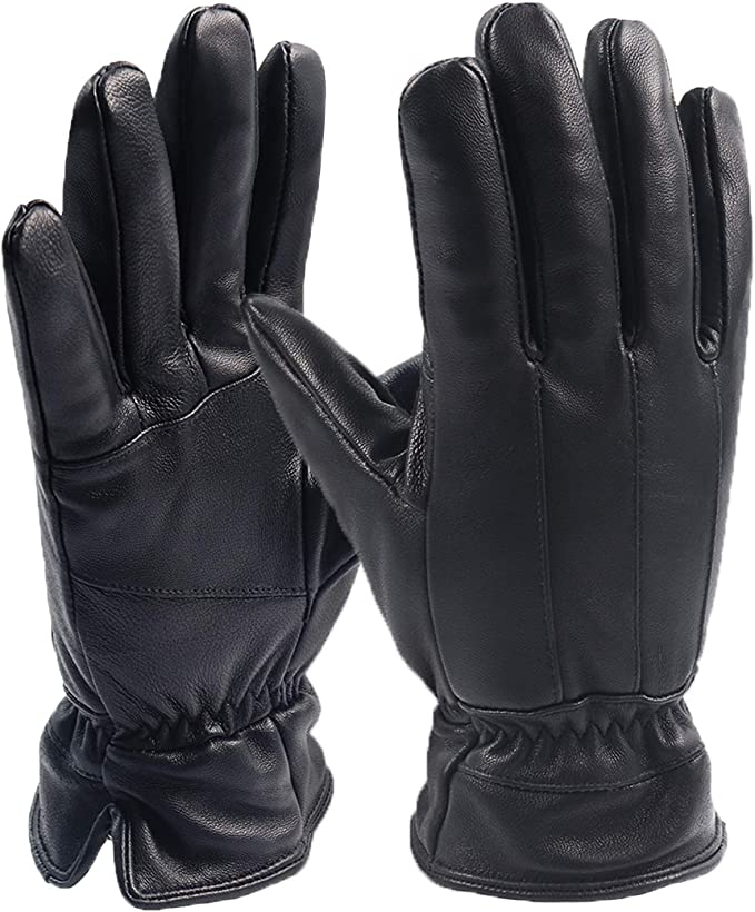 Anccion Leather Warm Lined Gloves