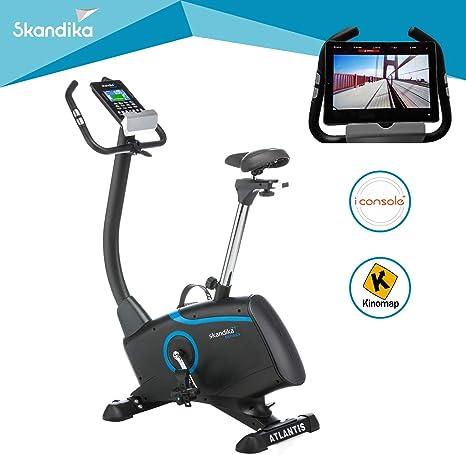skandika Ergometer Cardiobike Atlantis - Bicicletas estáticas y de ...