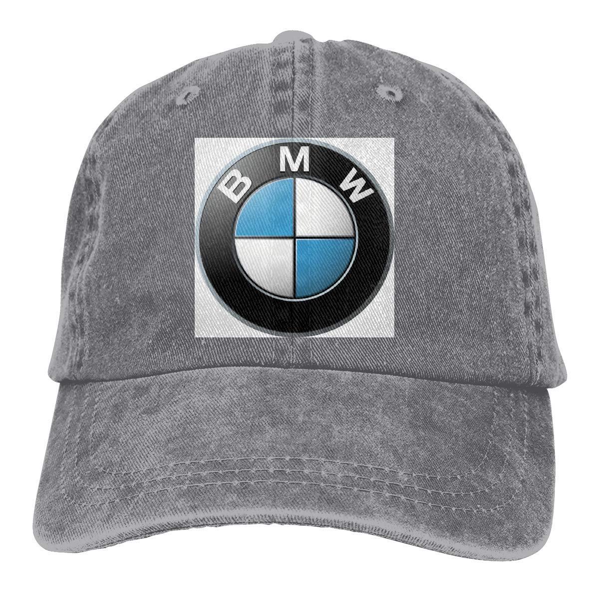 Blue Unisex Vintage Adjustable Casquette Personalized General Motors BMW Logo Fashion Sports cap