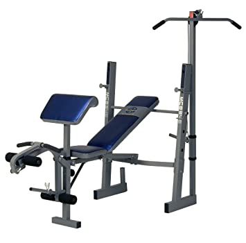 Marcy mcb 346 standard size bench and lat tower: amazon.co.uk