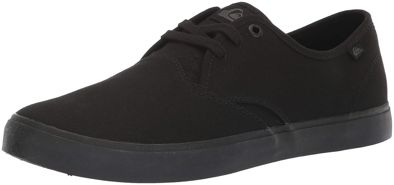 Quiksilver DC - Chaussures Basses Shorebreak II pour Hommes, 45.5, Solid Black