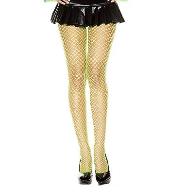 cf7772847c3a1 Amazon.com: Music Legs Mini diamond net spandex pantyhose: Clothing