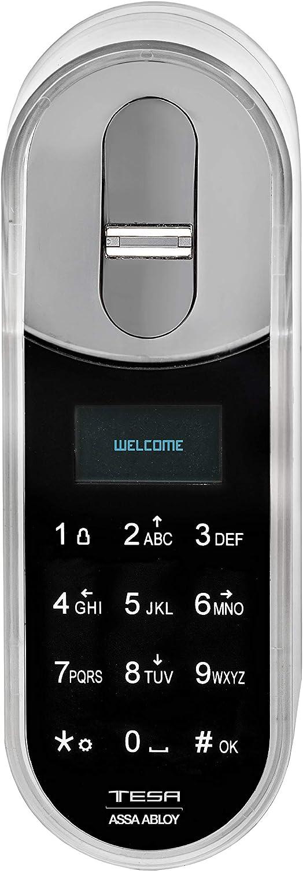 Tesa Assa Abloy ENTR Teclado biométrico para cerradura inteligente motorizada (Smart lock)