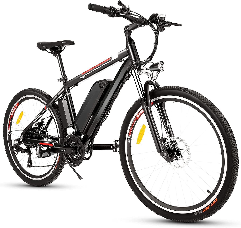 Bicicleta Eléctrica Ebike Mountain Bike, Bicicleta Eléctrica de 26