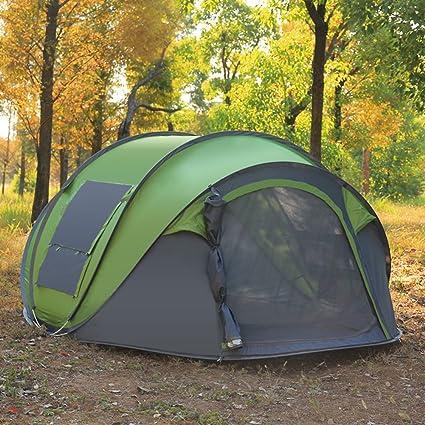 Amazoncom Huiyue 3 4 People Camping Tent Outdoor Picnic Tent