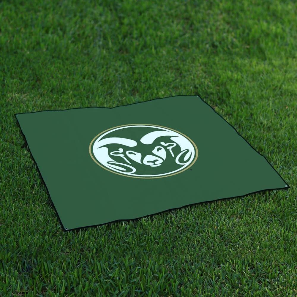 Colorado State RamsテールゲートBlanket Legacy B071L68358
