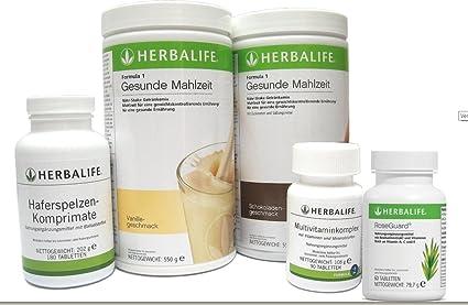 Herbalife zur schnellen Gewichtsabnahme