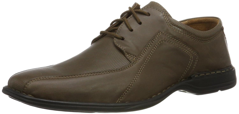 TALLA 45 EU. Josef Seibel Spike, Zapatos de Cordones Derby para Hombre