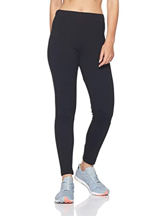 hot sales 7cc5f 86544 Adidas Women s Black Seam Tights (CD7012 Black and White 32)