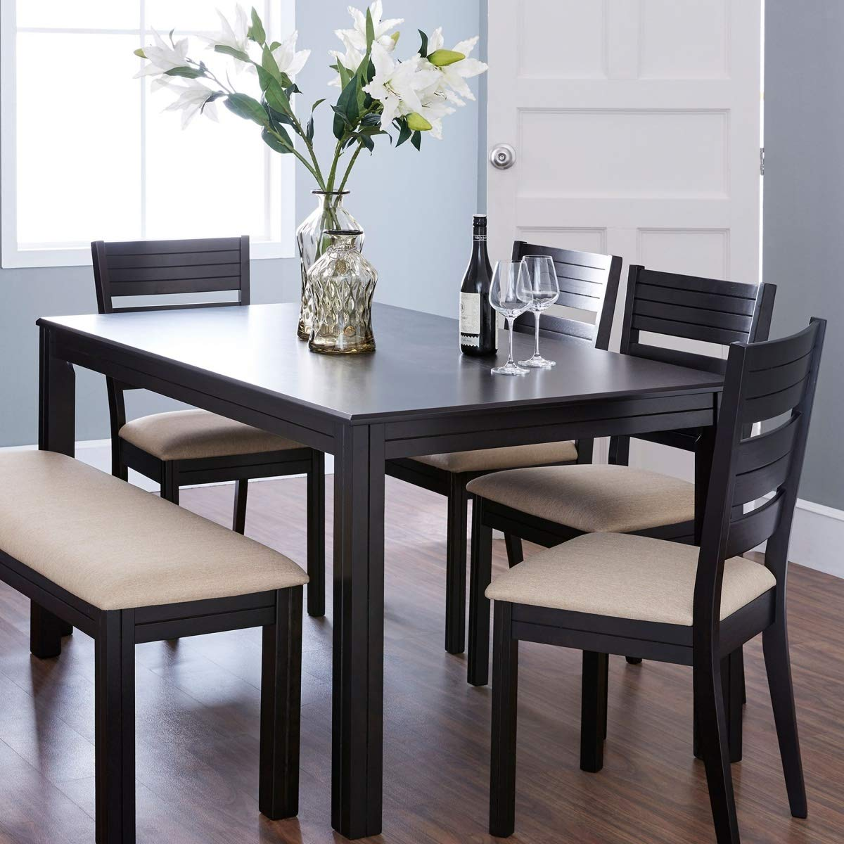 Home Centre Montoya Dining Table Without Chairs - 6 Seater