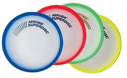 "13 opinioni per Aerobie ""Superdisc""- frisbee Aerobie (Ø 25cm)"