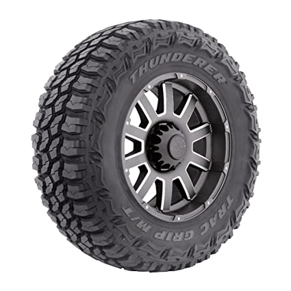 Amazon Com Thunderer Trac Grip M T Mud R Tire 285 75r16 126q