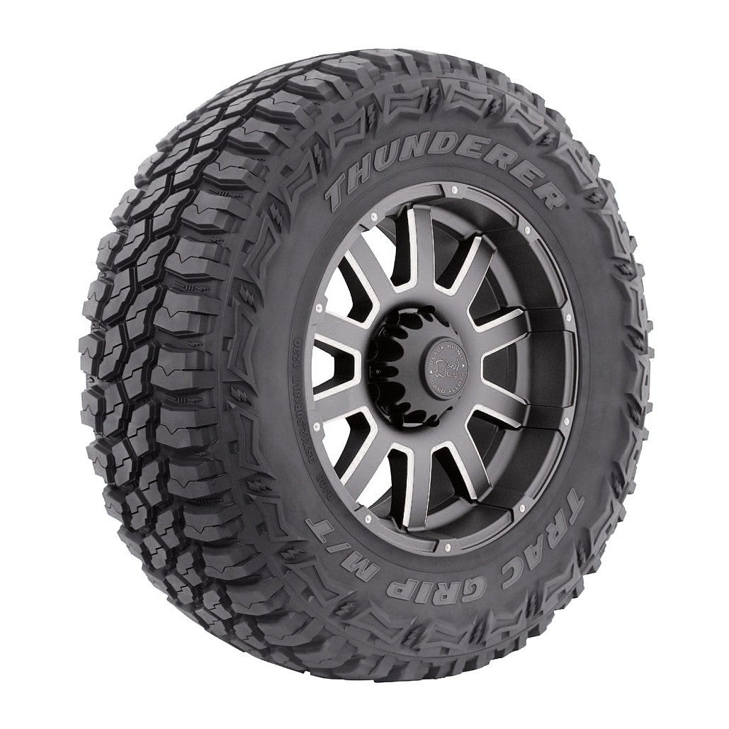 LT 285/70R17 Thunderer Trac Grip Mud Tire 2857017 285 70 17