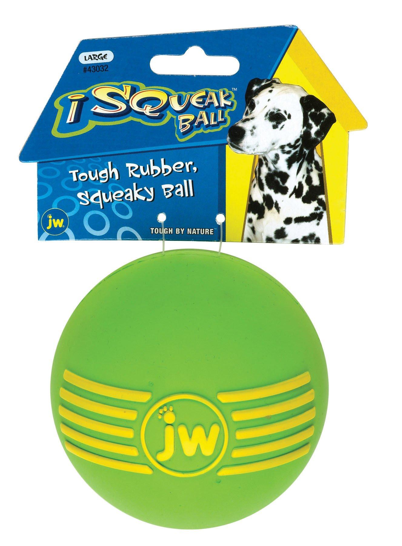 JW Pet 43032 Pet Supplies Dog Toys, Multi, One Size