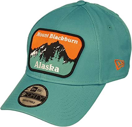 New Era Alaska Cap New Era Verstellbar 9forty USA Patch Sommer ...