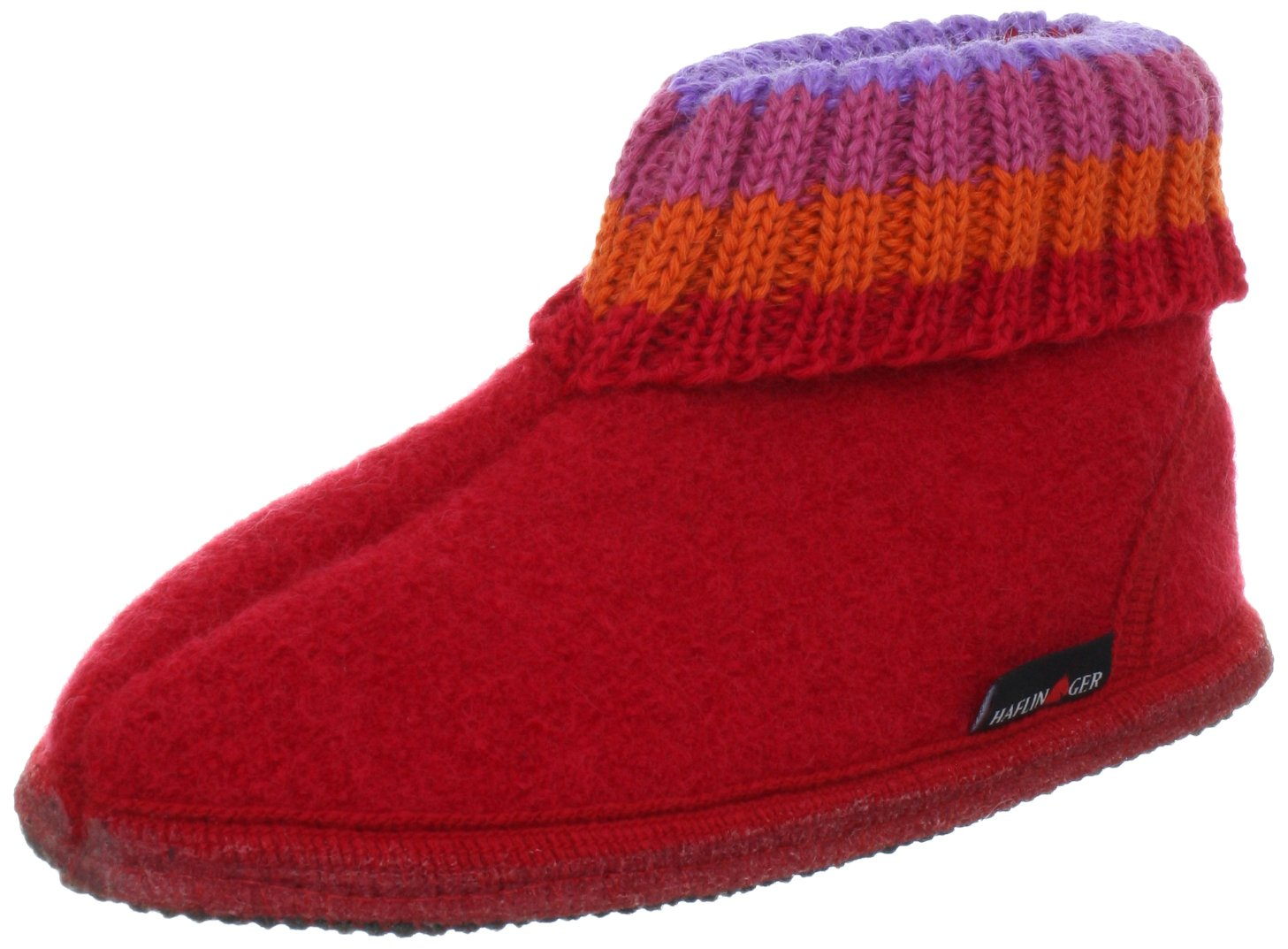 Haflinger Chaussons Paul Hüttenschuh Paul, Chaussons mixte adulte Paul, Rouge Rouge (Rouge-v.1) dd4f3c2 - boatplans.space