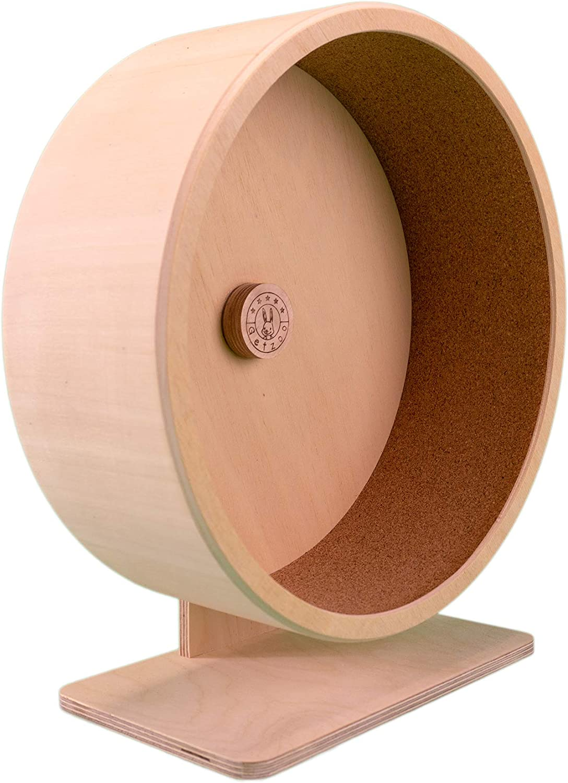 Getzoo - Rueda de Corcho (33 cm de diámetro, 31,4 cm de diámetro Interior, Altura 35-49 cm)