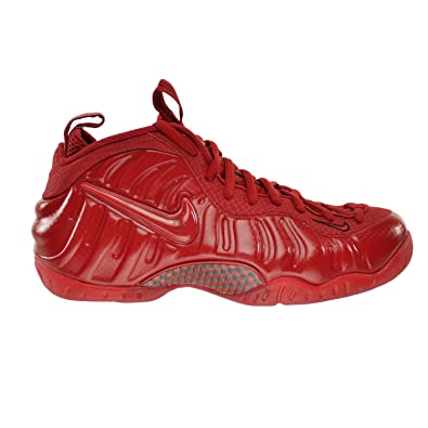 reputable site 06261 98c56 Nike Air Foamposite Pro Men s Shoes Gym Red Gym Red-Black 624041-603. Roll  over image to ...