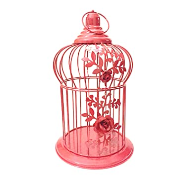 Buy Decorative Bird Cage Candle Holder Online At Low Prices In India