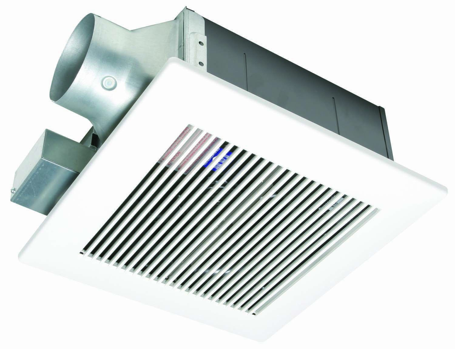Most powerful bathroom exhaust fan - This Ceiling Mounted Fan Features A Low Profile To Seamlessly Blend In With Your Home S Decor And Is So Quiet You Won T Even Know It S Running