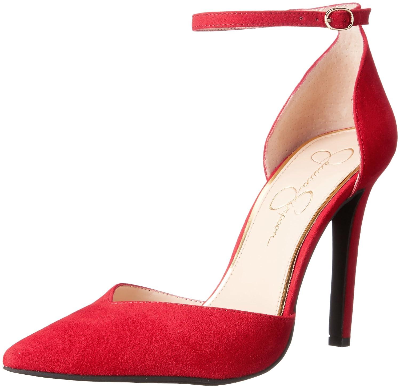 Jessica Simpson Women's Cirrus Dress-Pump B01CTI24C2 9 B(M) US|Lipstick