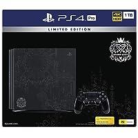 PS4 Pro 1TB Black - Kingdom Hearts III Bundle
