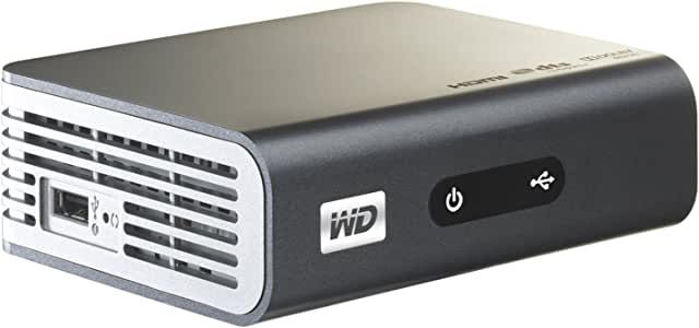 Western Digital WD TV Live HD Media Player (Discontinued by Manufacturer)